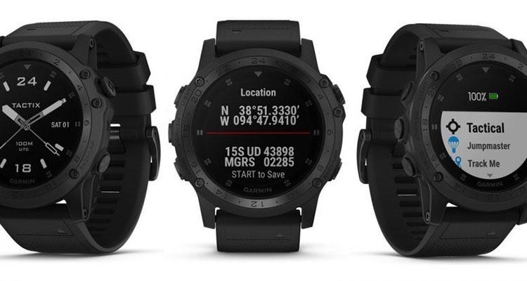 smartwatch Garmin Charlie