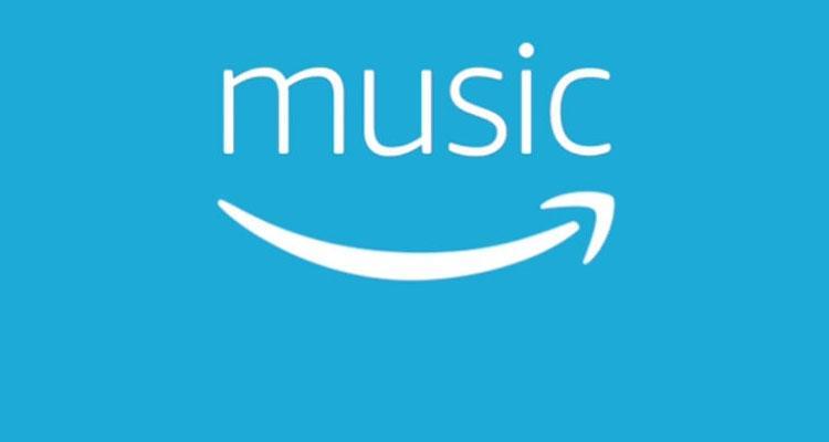 Logotipo de Amazon Music Storage
