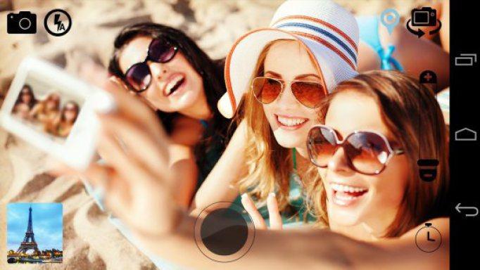 Aplicaicón InstaCam Pro - Camera Selfie para Android