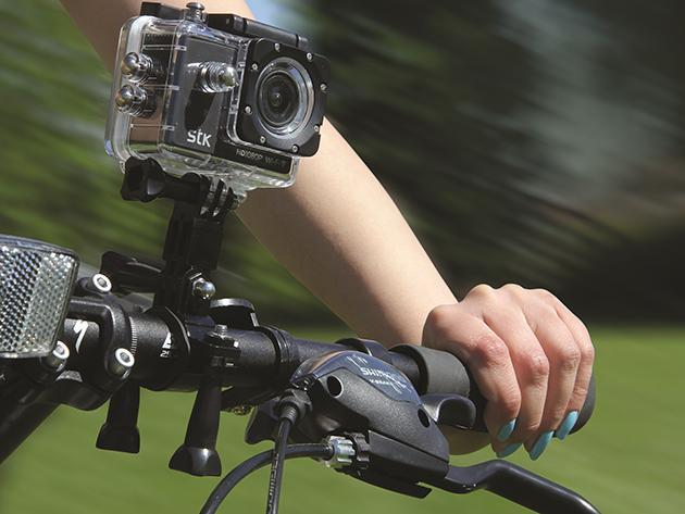 mejores cámaras deportivas en bici