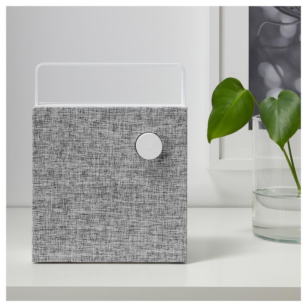 Diseño frontal del altavoz IKEA Eneby Bluetooth