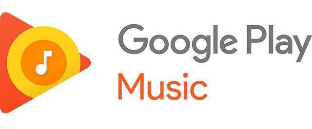 Logo de laaplicación Google Play Musica