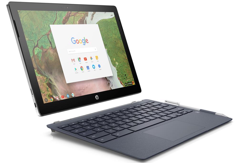 Portátil HP Chromebook x2 con teclado separado