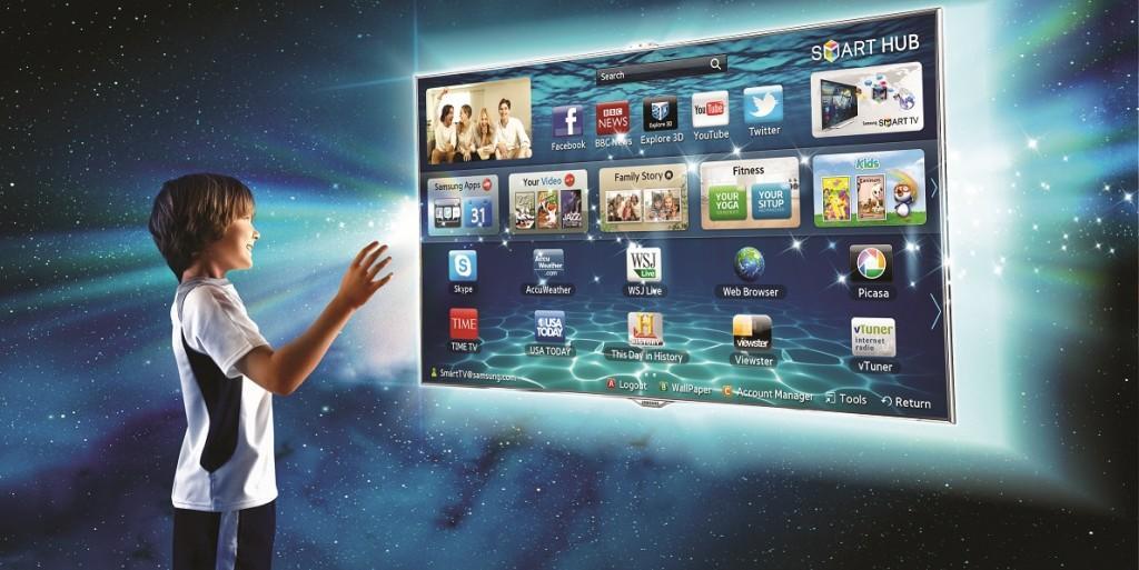 Imagen Smart TV Samsung
