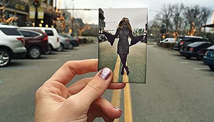 Imprimir foto con impresora portátil