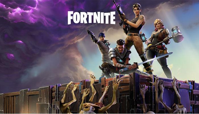 Imagen juego Fortnite
