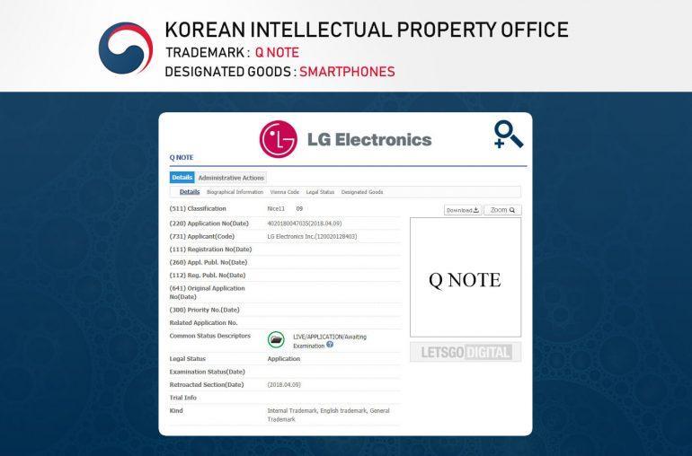 Presentación LG Q Note