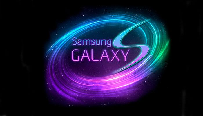 Logotipo Samsung Galaxy