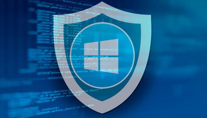 Logotipo de Windows Defender