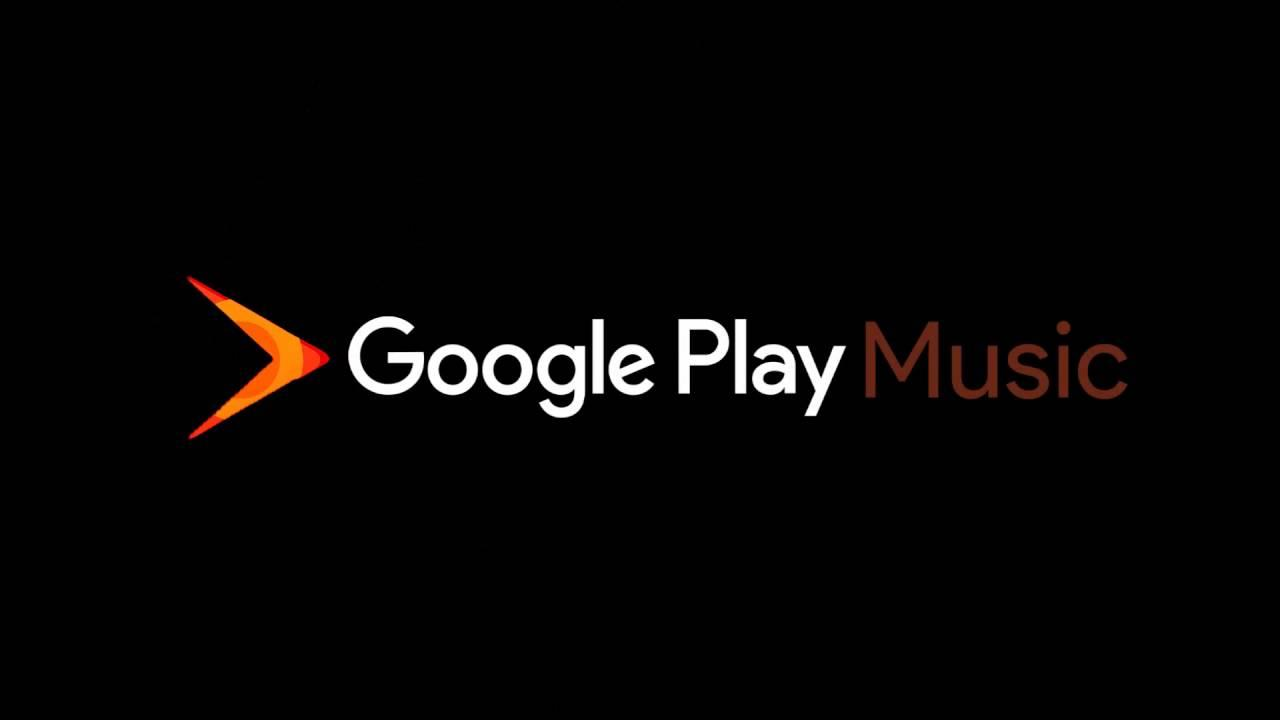 Logotipo de Google Play Música