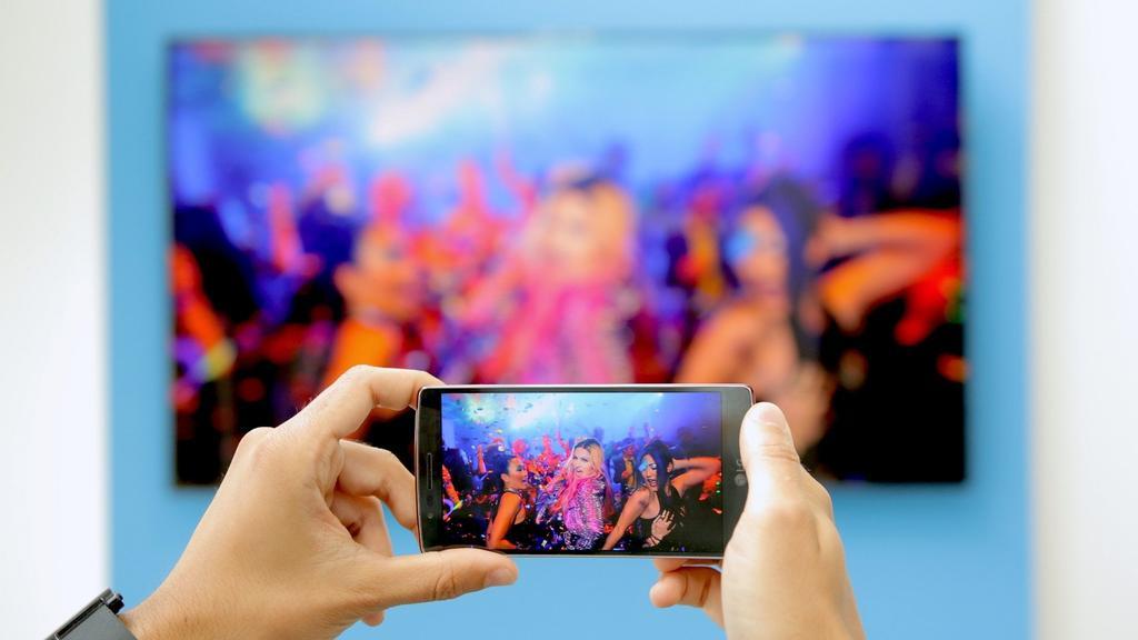 Uso de Miracast en Android