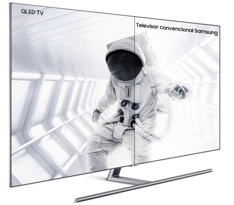 Comaprativa HDR Samsung QLED 2018