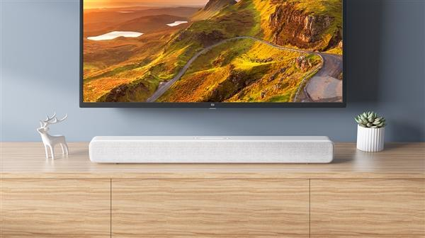 Imagen frontal del Xiaomi Mi TV Bar