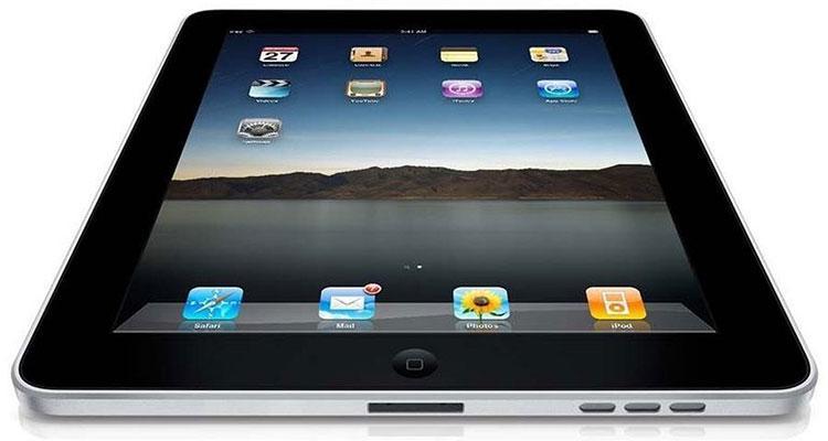 rendimiento de un iPad