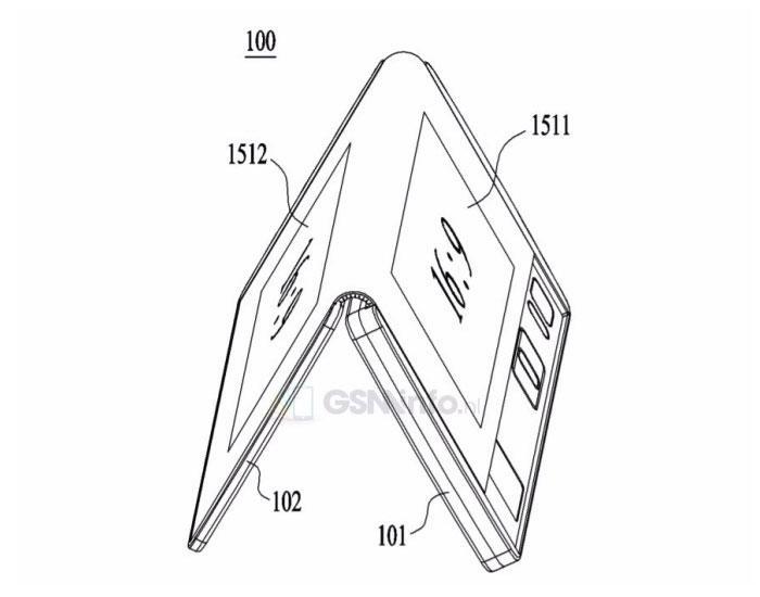 Móviles con pantalla flexible