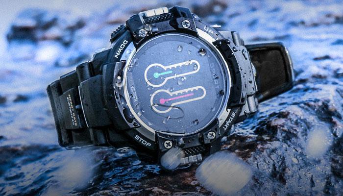 Nuevo reloj NO.1 F7