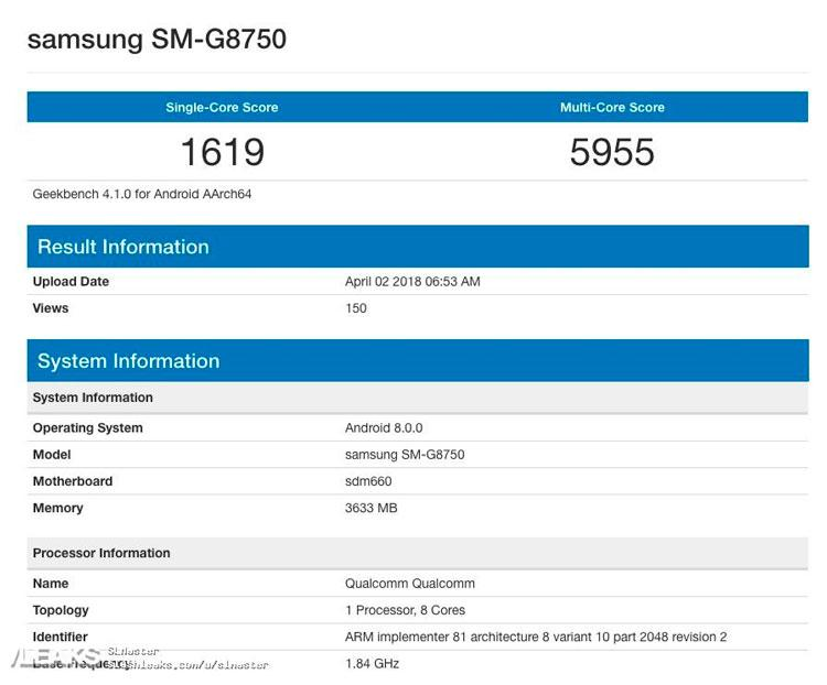 características del Samsung Galaxy S9 Mini