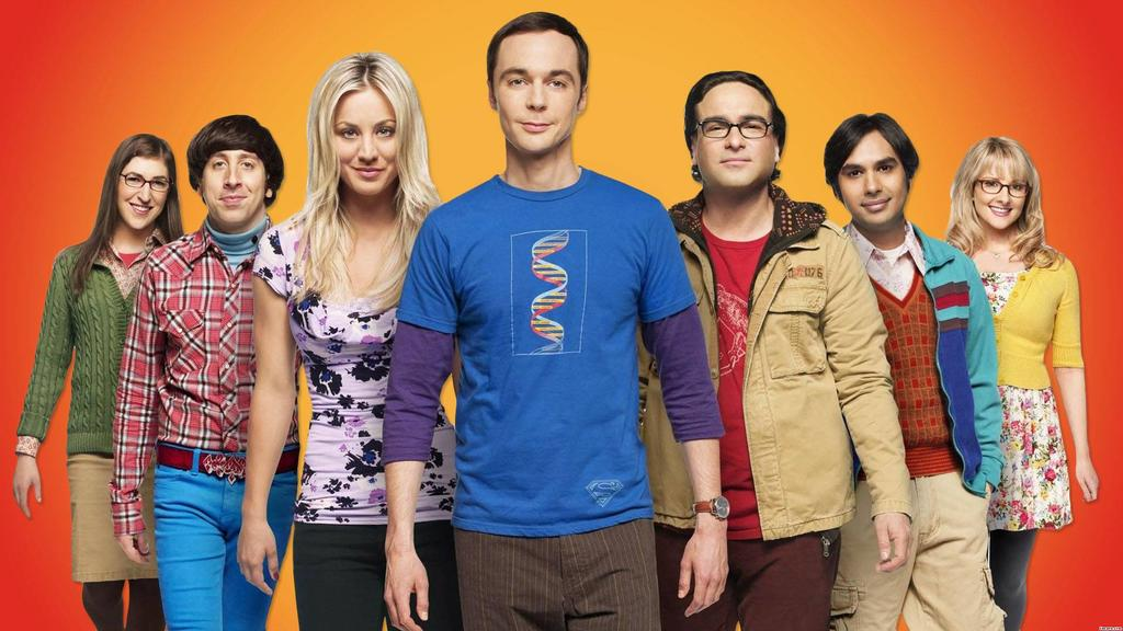Serie Big Bang Theory en Amazon Prime Video