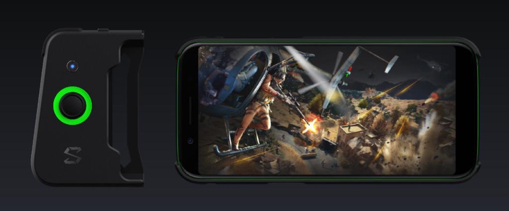 mando del Xiaomi Black Shark