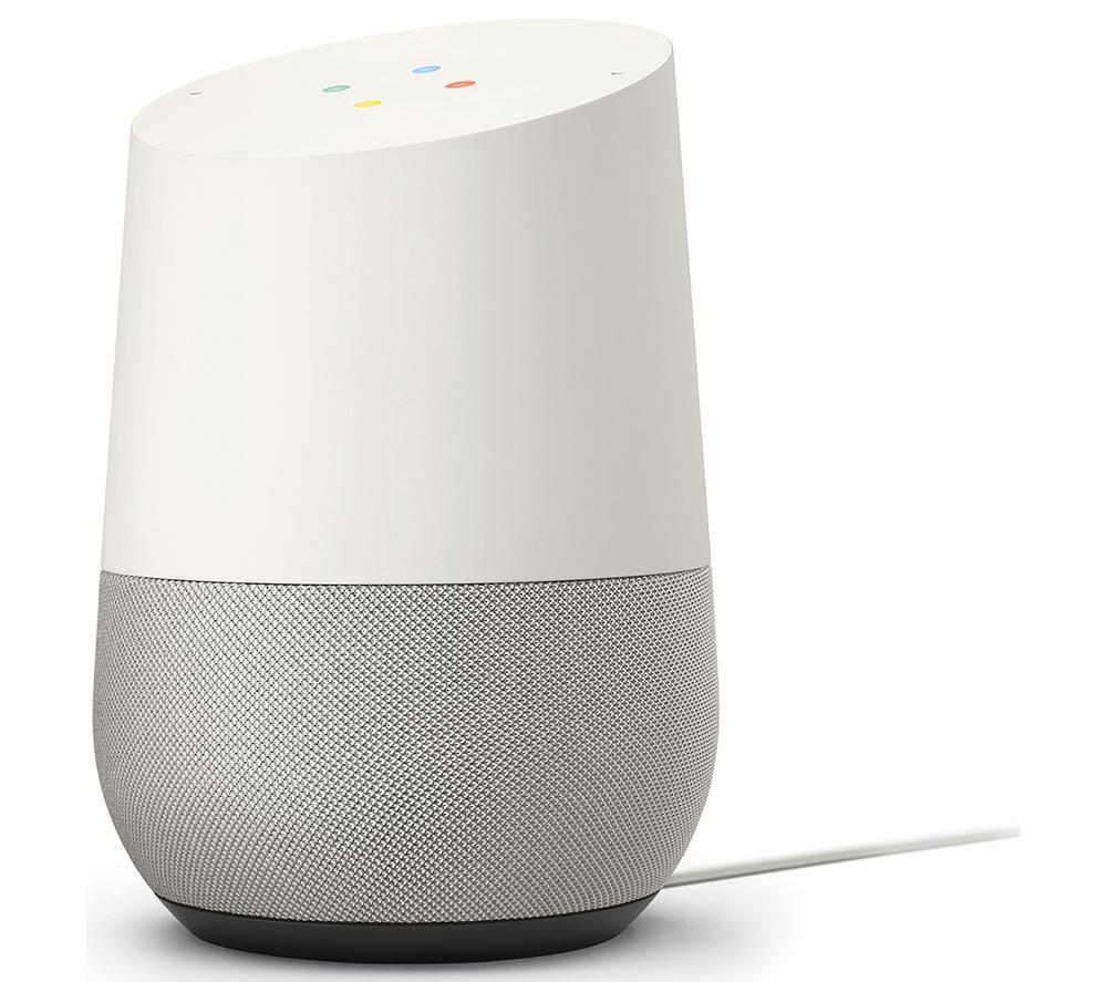 Diseño altavoz Google Home
