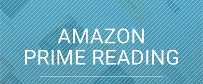 Logo de Amazon Prime Reading