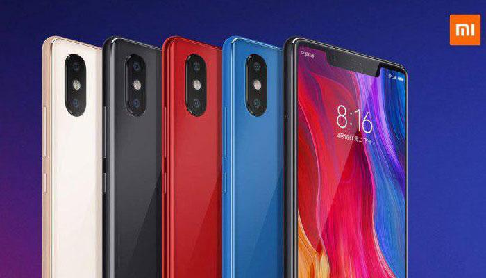 Teléflono Xiaomi Mi 8 SE