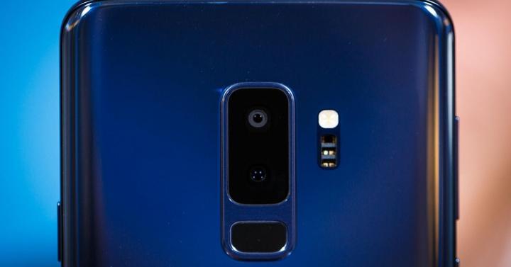 Cámara Samsung Galaxy S9