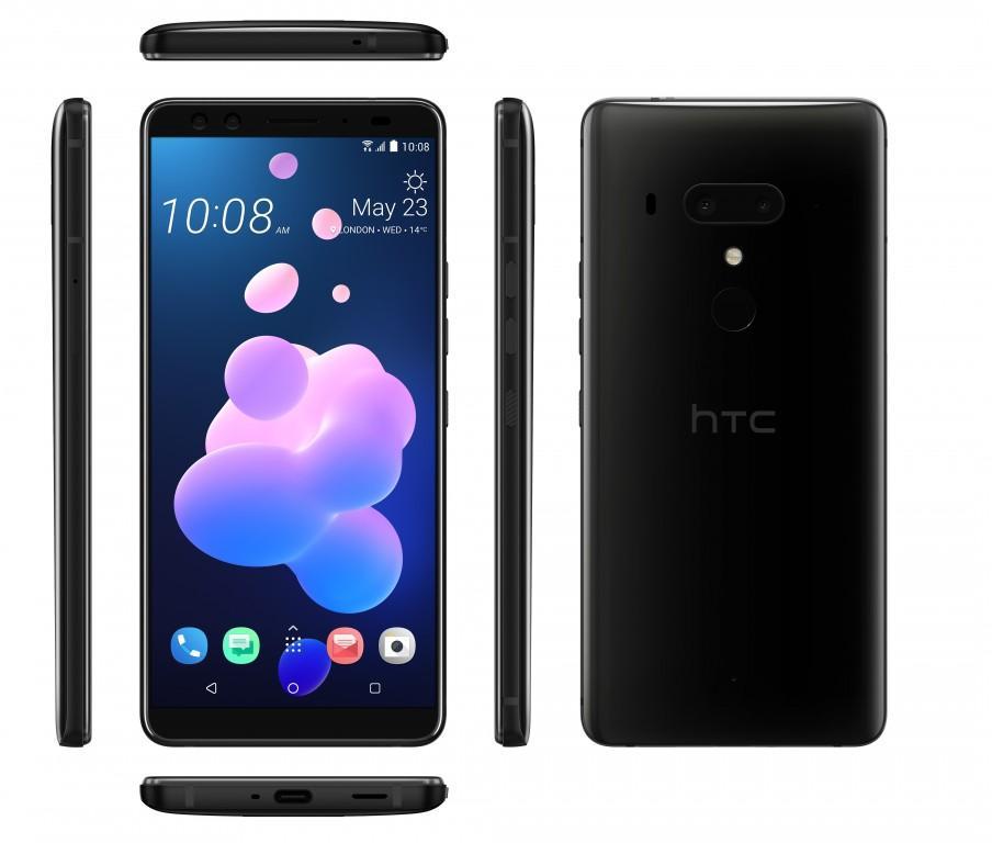 Diseño completo del HTC U12+