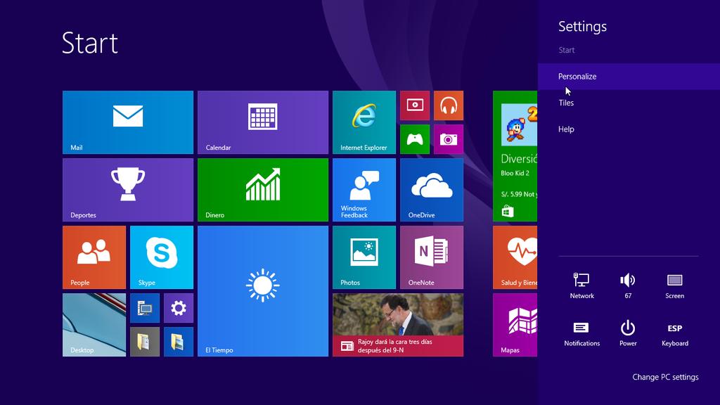 Cambiar iconos aplicaciones