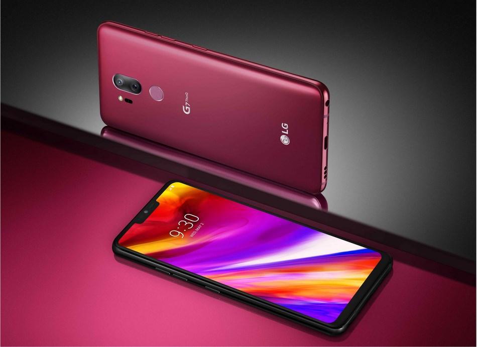 Características del LG G7 ThinQ