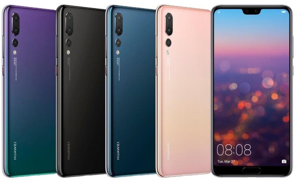 Cámara del Huawei P20 Pro