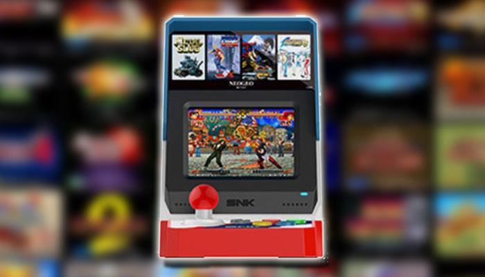 Imagen Neo Geo Mini