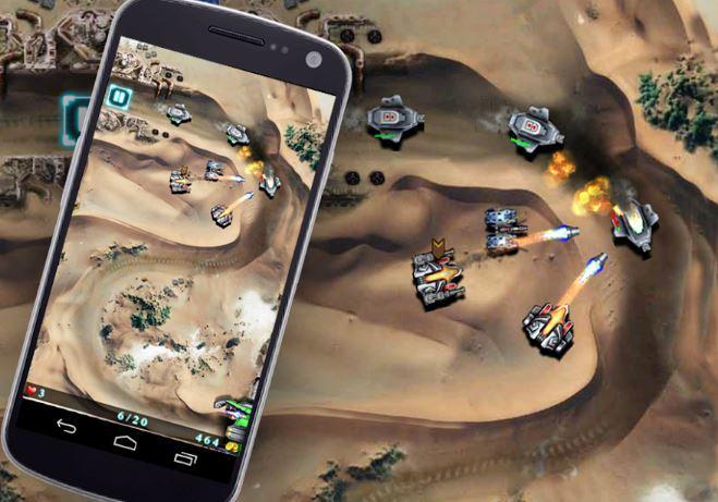 Juego Android Defense - Juego de Estrategia