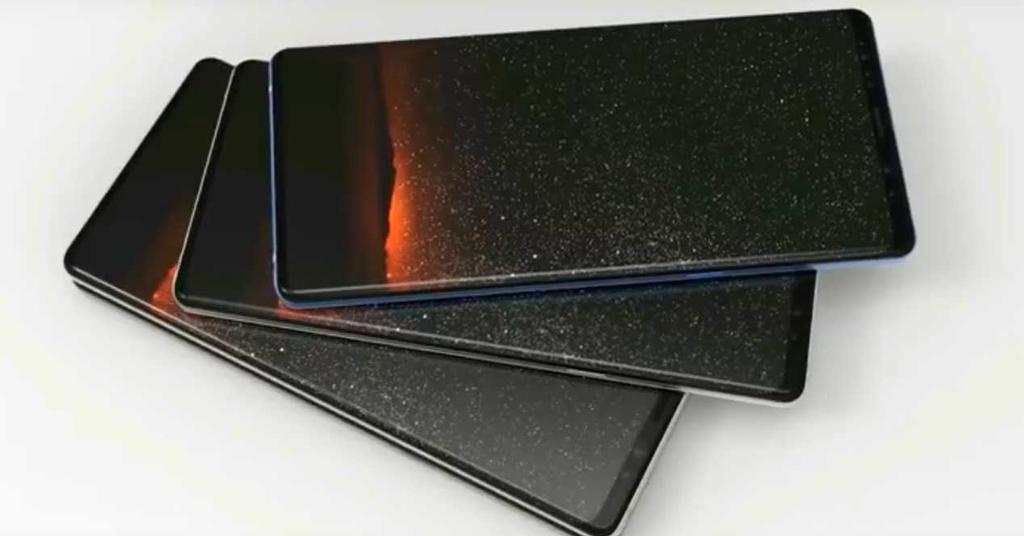 Posible Diseño del Samsung Galaxy Note 9