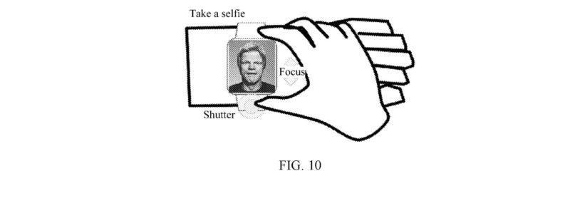Selfie smartwatch de Huawei
