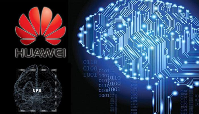 Inteligencia artificial de Huawei
