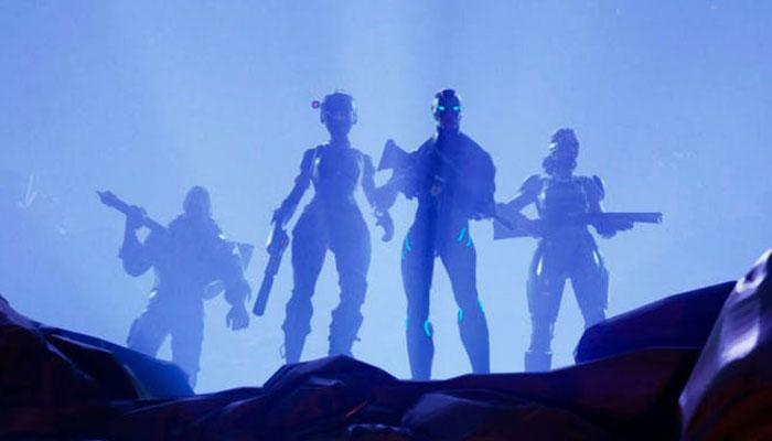 Imagen del juego Fortnite