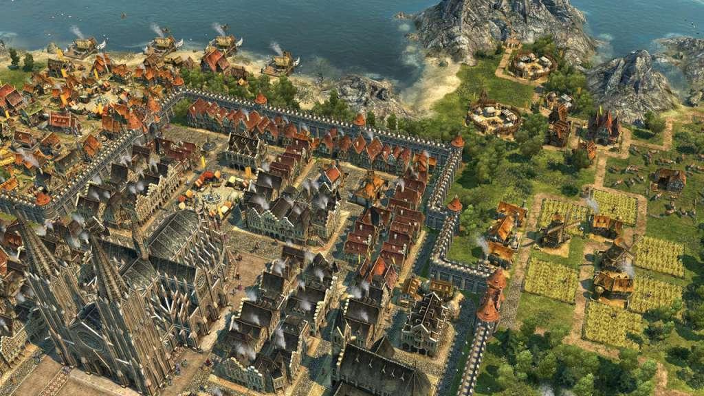Juegos de oferta en Steam Anno 1404