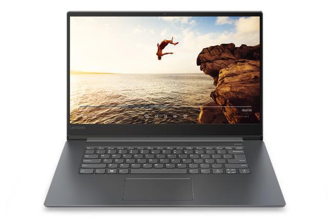 Imagen frontal del Lenovo IdeaPad 550S
