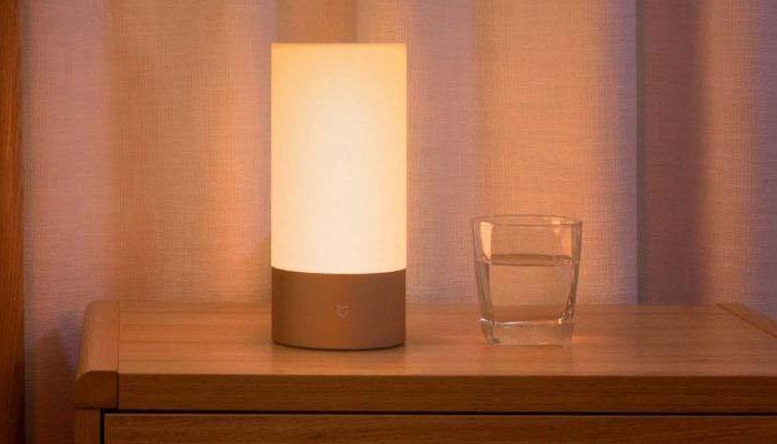 Lampara Mi Bedside Lamp