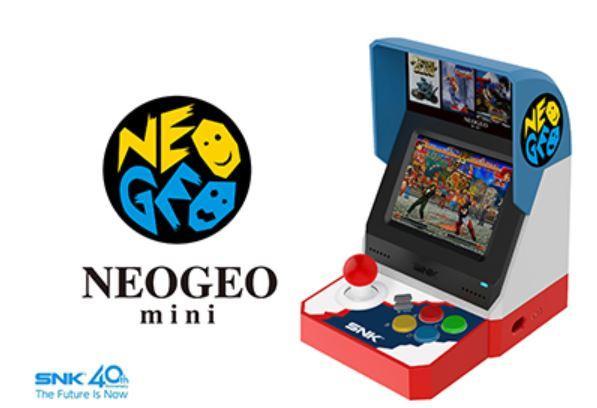 Consola Neo Geo Mini