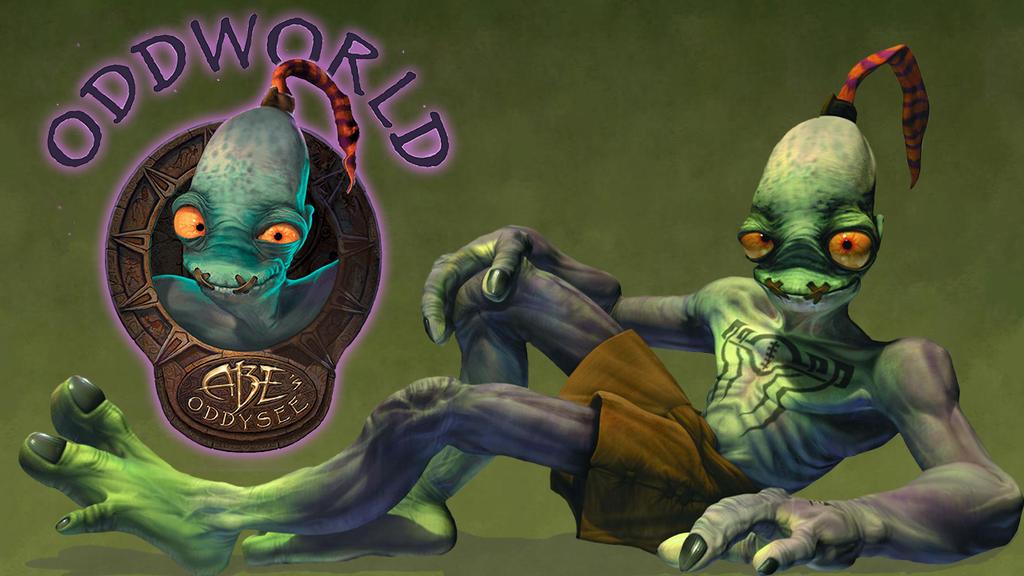 Saga Oddworld de oferta en Steam