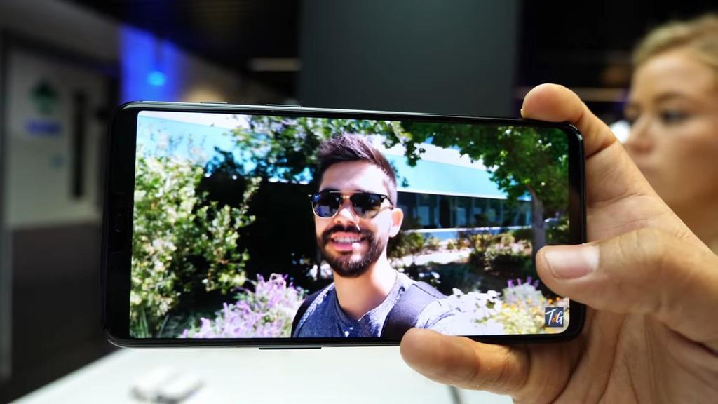 Pantalla del OnePlus 6