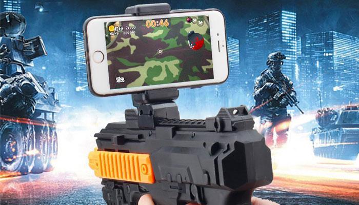 Accesorio Osstek Bluetooth AR Game Gun