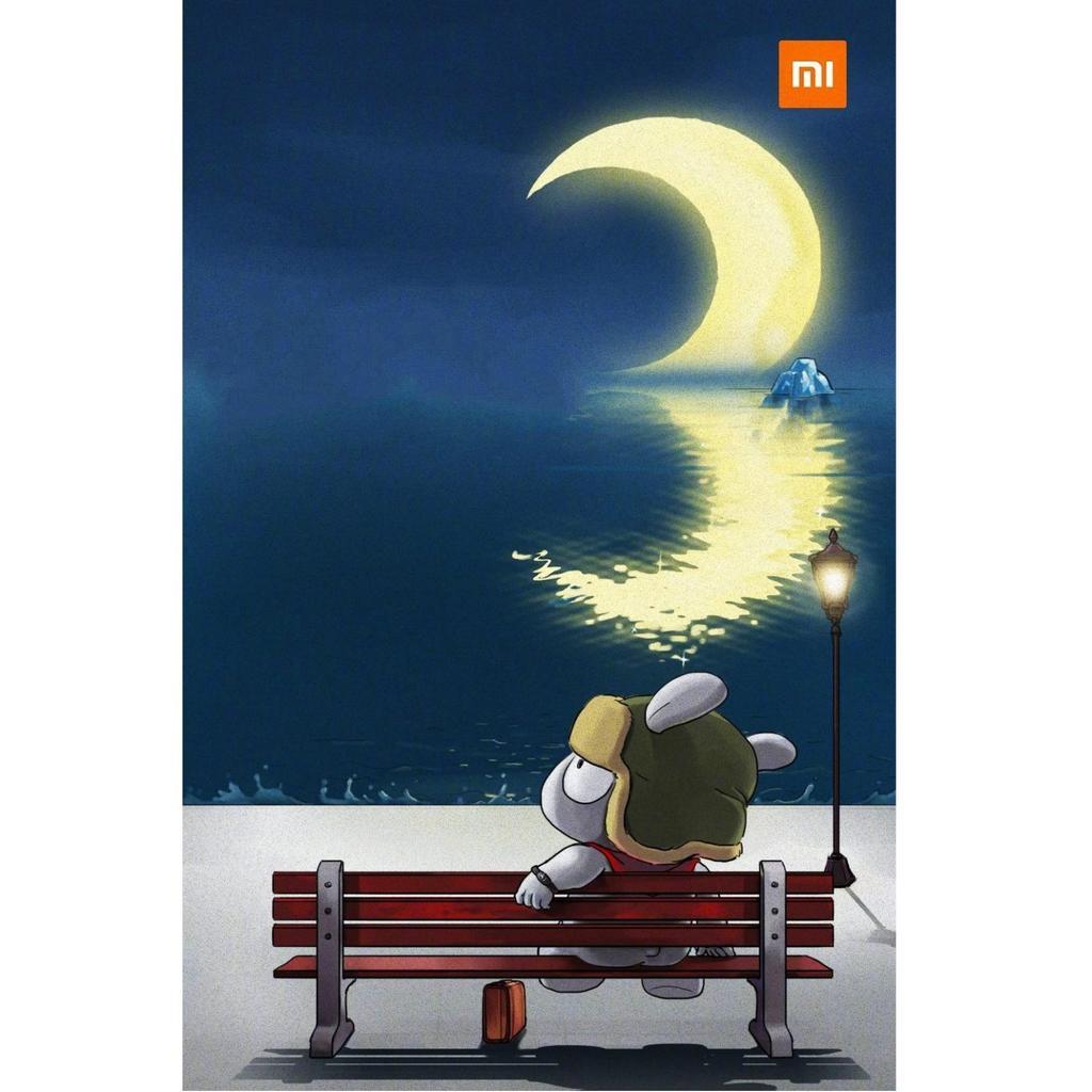Póster anuncio de presentación de Xiaomi Mi Band 3