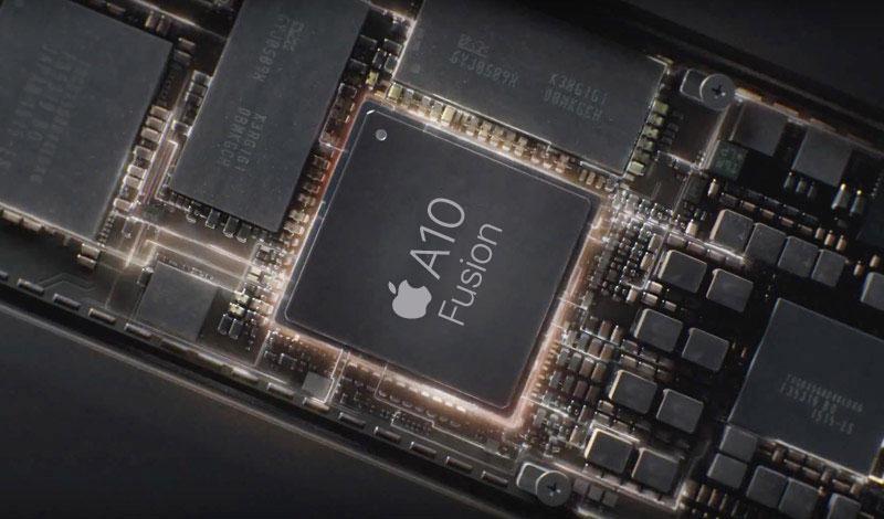Procesador de Apple con arquitectura ARM