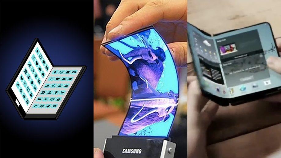 Posibles pantallas del Samsung Galaxy X