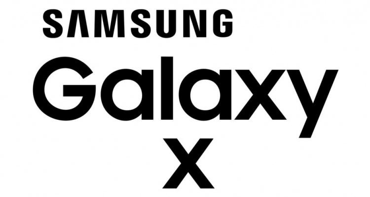 Logo Samsung Galaxy X