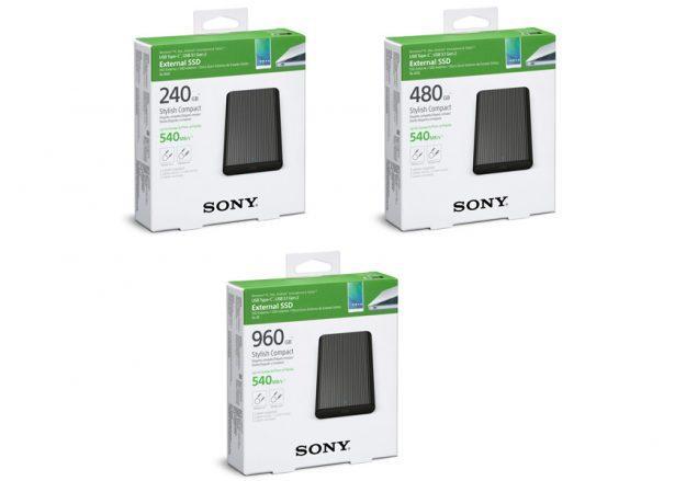 Modelos del Sony SL-E