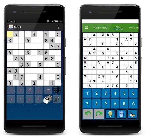 Juego Sudoku Premium clásico